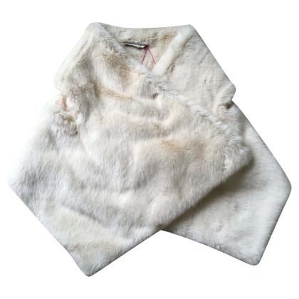 Stella McCartney Mantello fatto di eco-pelliccia