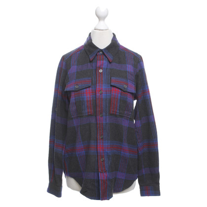 Other Designer Sea NY - checked blouse