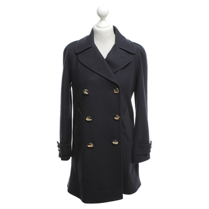 Elisabetta Franchi Jacket in dark blue