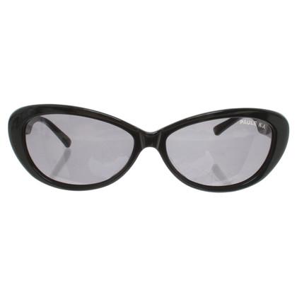Paule Ka Occhiali da sole in nero