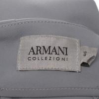 Armani Collezioni Pantalon en gris