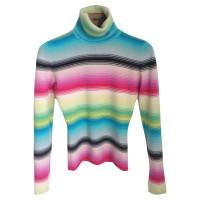 Matthew Williamson Kaschmir-Pullover mit Stehkragen