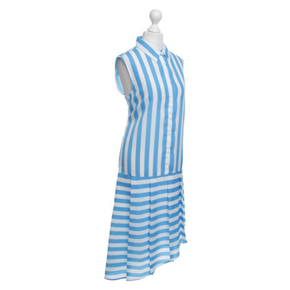 Moschino Love striped dress