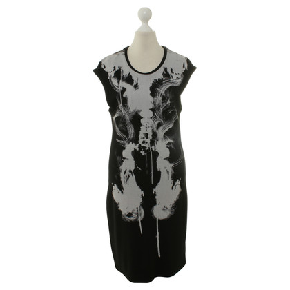 McQ Alexander McQueen Print dress