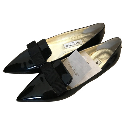 Jimmy Choo Patent leather ballerinas