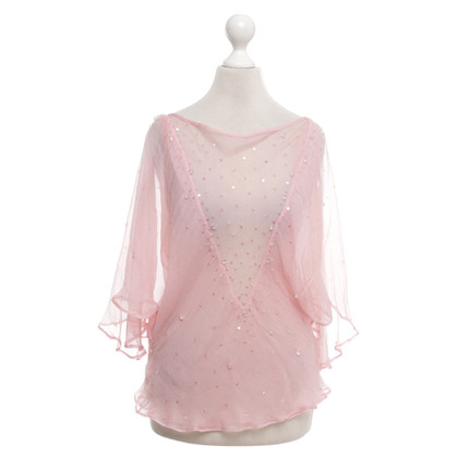 La Perla top in pink