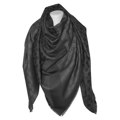 Gucci Guccissima cloth in dark gray