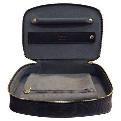 Louis Vuitton EPI leather jewelry box