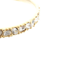 Kenneth Jay Lane Bracelet with rhinestones