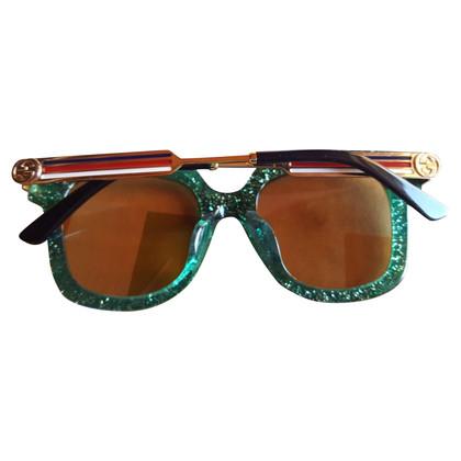 Gucci Oversized sunglasses