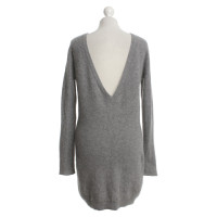 Allude Long sweater in cashmere
