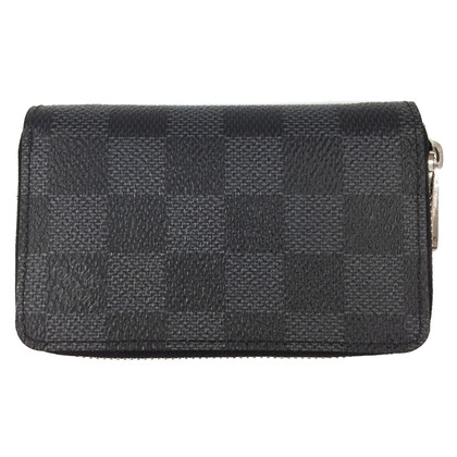 Louis Vuitton Zippy Damier Graphite Canvas