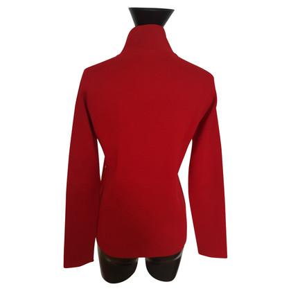 Prada Cardigan in red