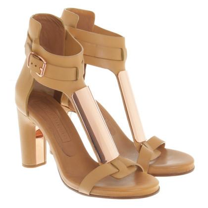Veronique Branquinho Sandals in oker