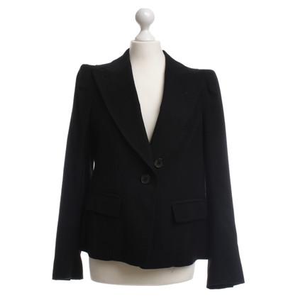 Sonia Rykiel Black Blazer made of wool