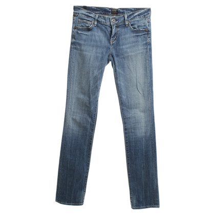 Citizens of Humanity Used-Jeans in Blau