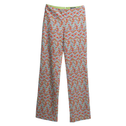 Gianni Versace Pantaloni in Multicolor