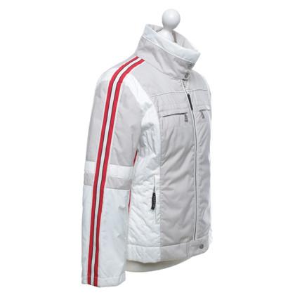 Bogner Ski jacket with stripes pattern