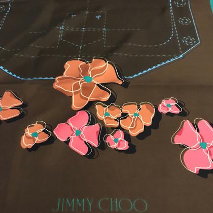 Jimmy Choo foulard de soie