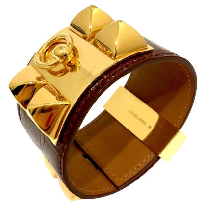 """Hermès """"Collier De Chien Bracelet"""""""