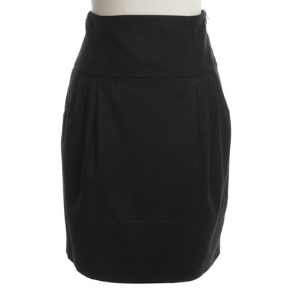 Stella McCartney Wool skirt in black
