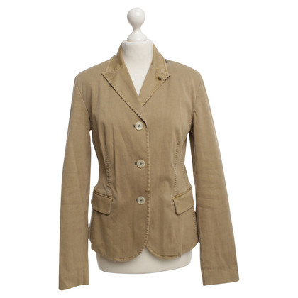 Blonde No8 Blazer en Beige