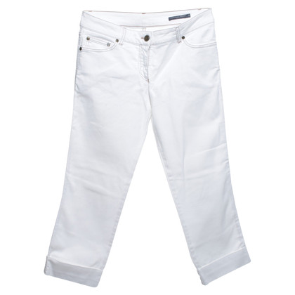 Alexander McQueen 3/4 dei jeans