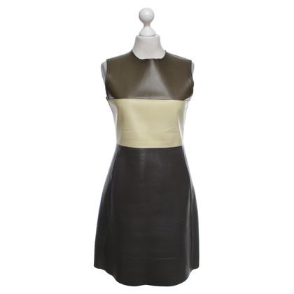 Céline Kleid aus Leder