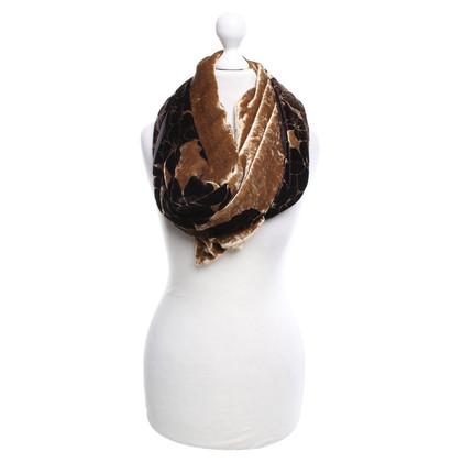 Etro Sjaal gemaakt van fluweel
