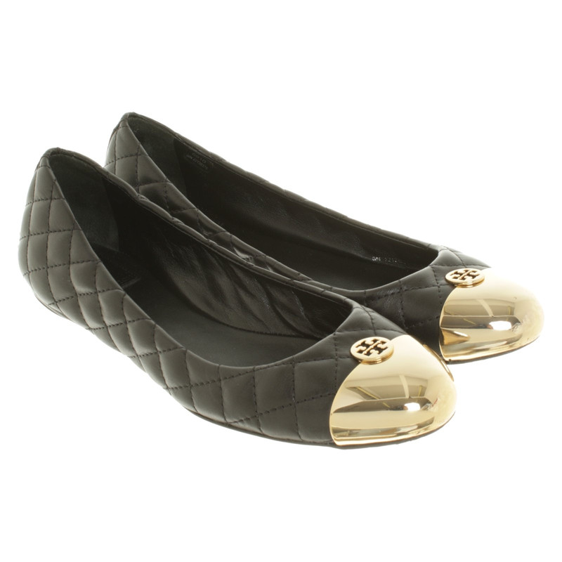 Tory Burch Ballerinas in black Tory Burch Ballerinas in black ...