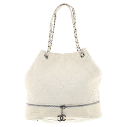 Chanel Shoulder bag in cream