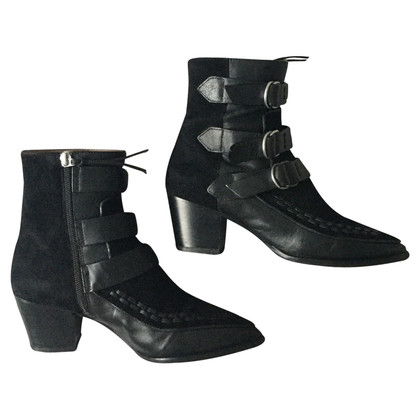 Isabel Marant Etoile Suede ankle boots
