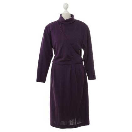 Christian Dior Dress in purple
