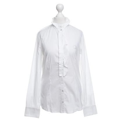 Armani Jeans Camicia in Bianco