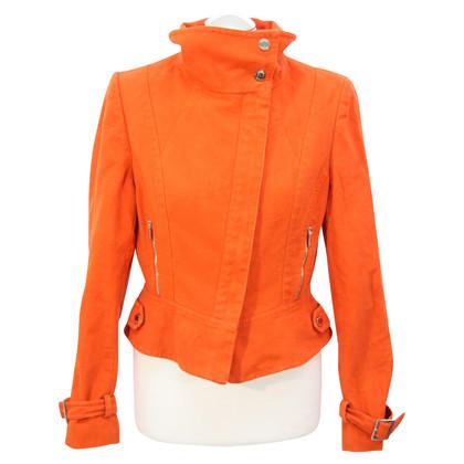 Karen Millen Jas in oranje