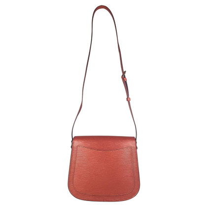 Louis Vuitton Saint Cloud GM EPI pelle marrone