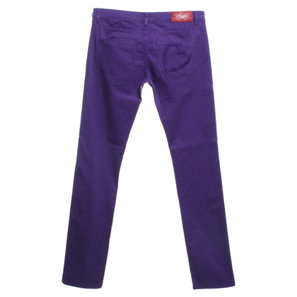 Moschino Jeans in Violet