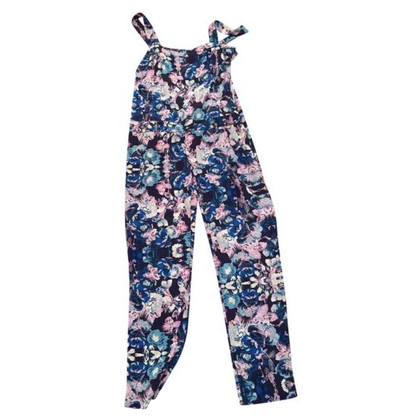 Maje Jumpsuit with floral pattern