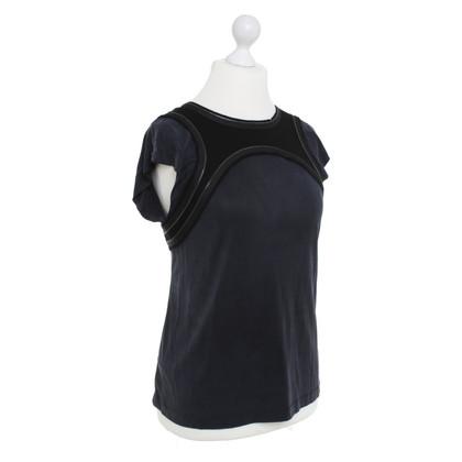 Strenesse Blue top in black