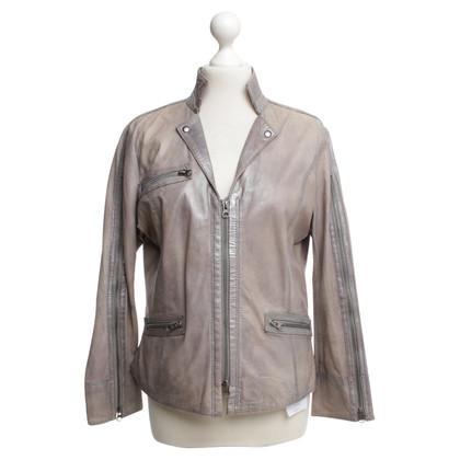Other Designer Sylvie Schimmel - leather jacket