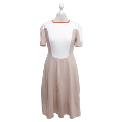 Aquilano Rimondi Dress in Nude / White
