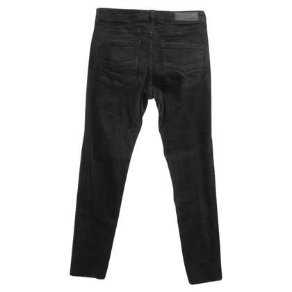 Zadig & Voltaire Jeans in Schwarz