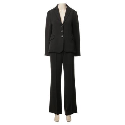 Barbara Schwarzer Pants suit in Brown