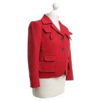 Gucci Blazer in red
