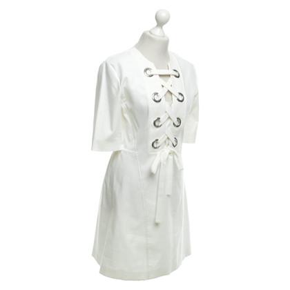 Sport Max Creamy white dress