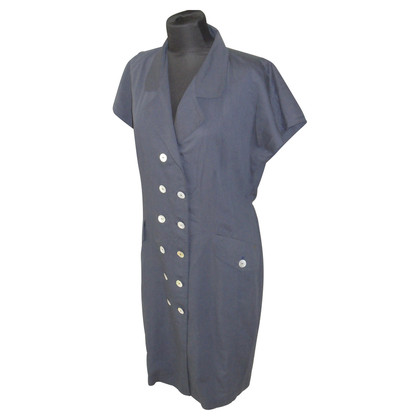 Aigner Shirt dress in dark blue