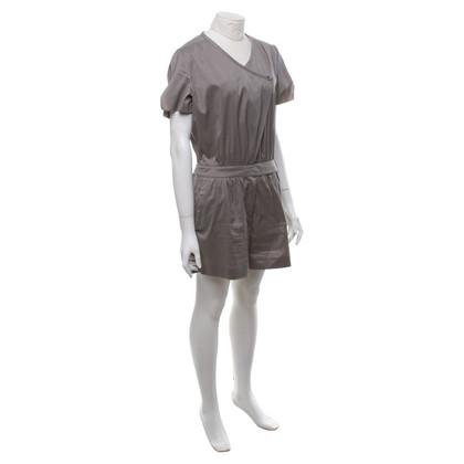 Hugo Boss Short jumpsuit in khaki