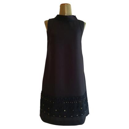Les Copains Sleeveless dress in black