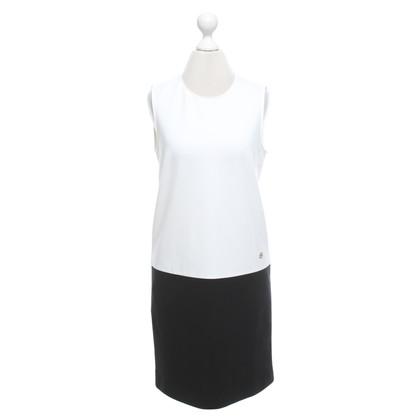 Gucci Kleid in Schwarz/Weiß