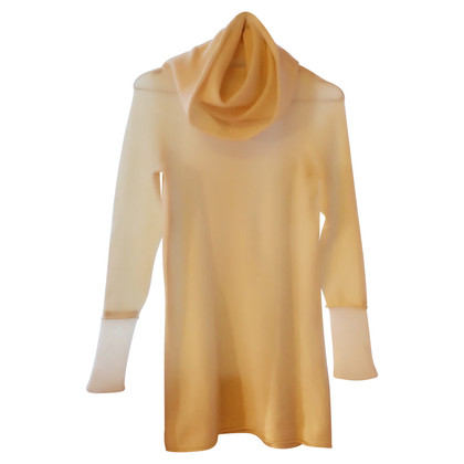 Stefanel Draped wool sweater